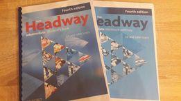 New Headway 4th intermediate students book+workbook