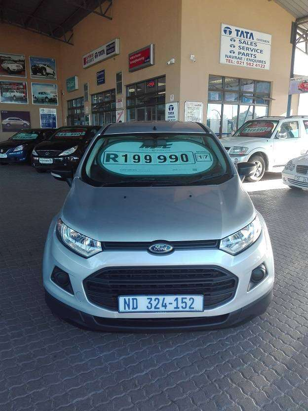 FORD ECOSPORT 1.5Ti VCT AMBIENTE 0