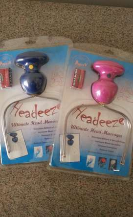 Vibrating Head Massagers (Brand New)