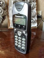 Радиотелефон Panasonic с говорящий базой