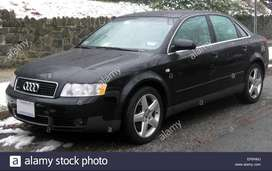 Audi a4 B6 Parts for sale - Car being scrapped