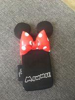 Pokrowiec etui na telefon Minnie Mouse