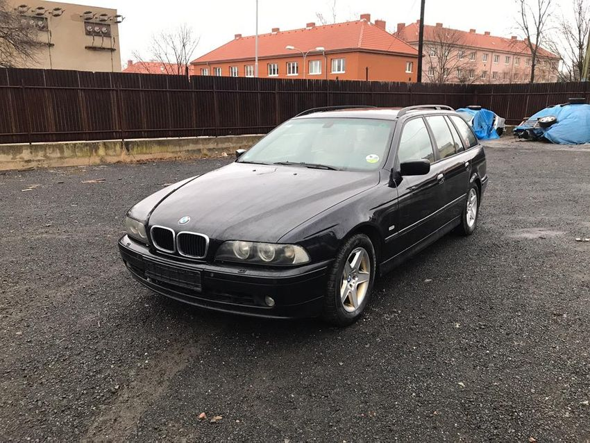 BMW 530d e39 Individual, 142kw, 2003 0