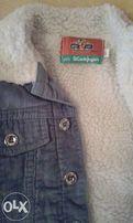 Куртка вельветовая (унисекс)