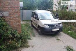 Продам свой VW caddy 2008