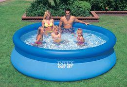 Надувной Семейный бассейн Easy Set Intex рр 305 х 76 см