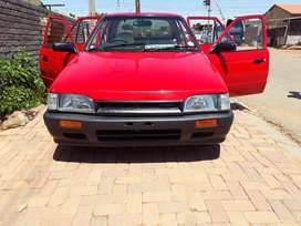 Ford tracer 323