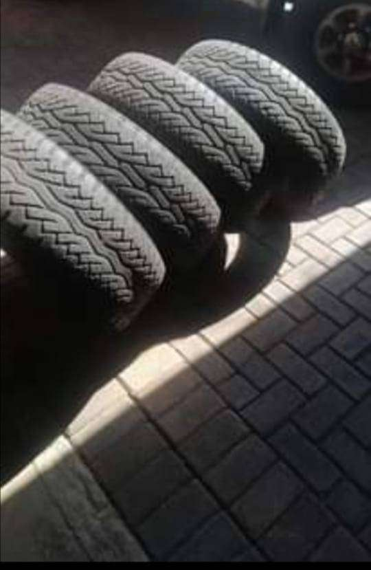 Continental all terrain tyres