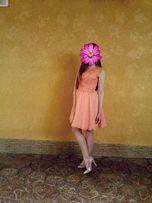 Продам нарядное платье( дочкино выпускное)