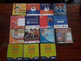 Kursy i lekcje angielskiego na CD