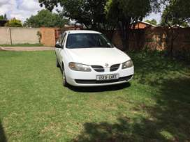 Nissan Almera 1.6 16V 5 Spd Manual