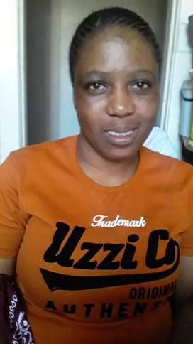 Hardworking LESOTHO maid/nanny/cleaner with refs needs work