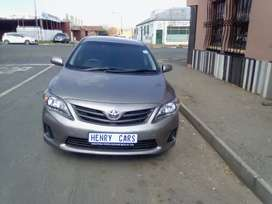 Toyota corolla 1.6 Quest Manual For Sale