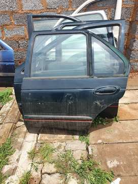 Ford falcon left rear door shell