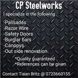 CP Steel Works & Home Renovations