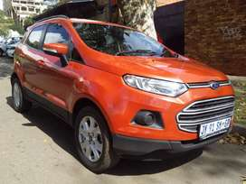 2013  FORD ECOSPORT 1.5 DTCI MANUAL