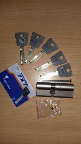 Цилиндр замка,секрет замка,личинка замка 7?7 Mul-t-lock