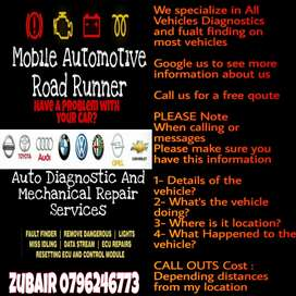 Mobile Diagnostic and Mechanical Services