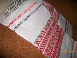 Рушник свадебный машинной вышивки