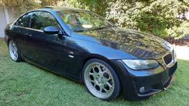 2008 BMW 320i Motorsport Coupe