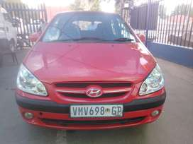 2007 Hyundai Getz 1.6 Manual