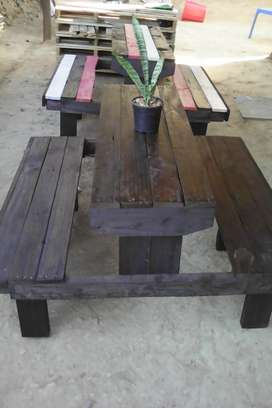 Picnic benches 3 in 1