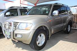 2001 MITSUBISHI PAJERO 3500i AUTO FOR SALE