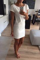 Sukienka Reserved Ecru rozm S