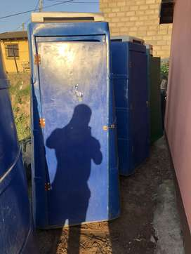 Portable Toilets for SALE R3000 4 To Go ASAP