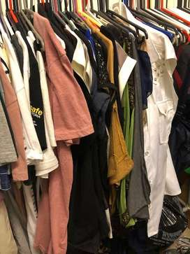 Used Clothing Very Good Condition