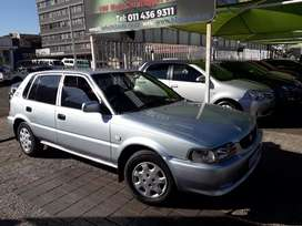 Toyota tazz on sale