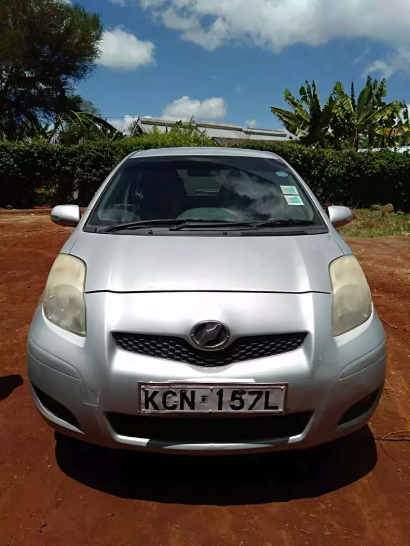Prestine conditioned toyota vits 0