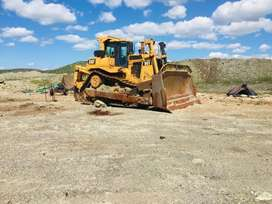 Catterpiller D9T in Zimbabwe for sale