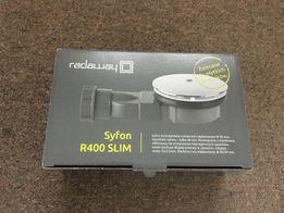 RADAWAY R400 Slim syfon brodzik|owy 90 mm niski