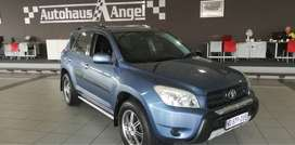 2006 Toyota RAV 42.2D-4D Manual  Blue 142 500Kms Excellent Condition