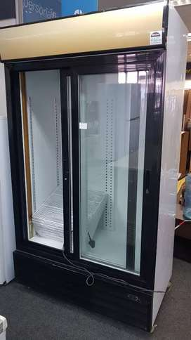 INDUSTRIAL DOUBLE DOOR FRIDGE