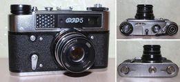"Фотоаппарат ""ФЭД 5"""