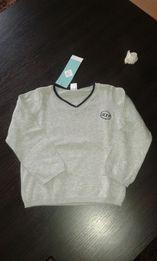 Nowy sweterek chlopiecy 98