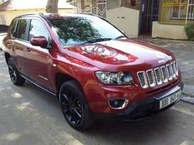 2014 Jeep Compuss Limited Automatic 2.0
