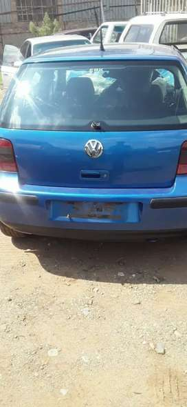 Vw golf 4 1.6 auto stripping for spares