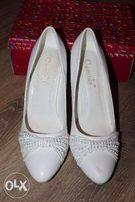 Свадебные туфли(новые!)