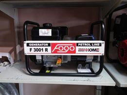Agregat prądotwórczy FOGO F3001R 2,5kW Nowy! Nieużywany! Od ręki!
