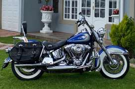 Harley Davidson 2010 Heritage Softail Classic for Sale