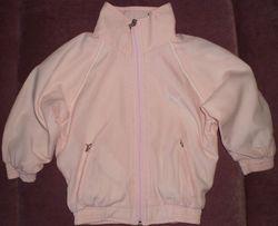 Ветровка легкая куртка PUMA, на 4 года + джинсы в подаро