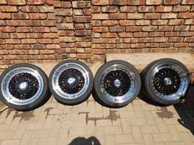 Bbs 17s 100x4 and 108x4