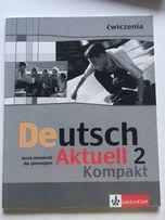 Nowe ćwiczenia Deutsch Aktuell Kompakt 2 dla gimnazjum