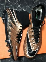 Футбольные бутсы Nike Hypervenom Phatal II DF FG