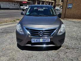 2012 Nissan Almera 1.5 for sale