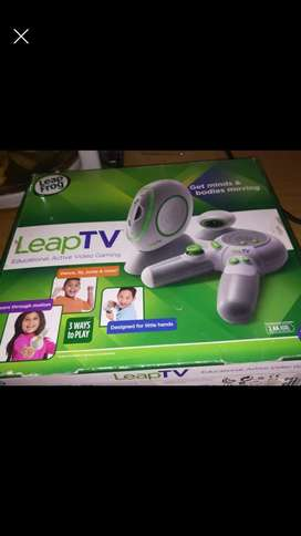 Leap Frog Tv Game