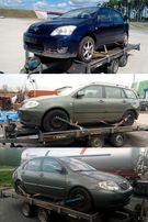 Запчасти Toyota Corolla E120 E12 Королла 02-07г